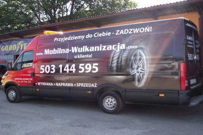 Wulkanizator Nowy Sącz